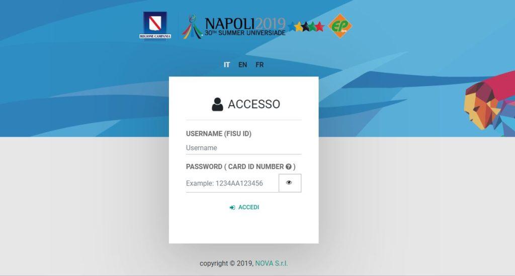 EP, alle Universiadi 20mila pasti prenotati via app. La piattaforma hi-tech made in Naples all'Expo 2020 di Dubai