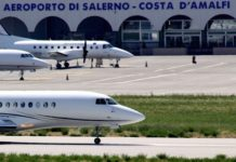 Aeroporto Salerno, ecco il piano dei voli: subito i privati, poi le compagnie