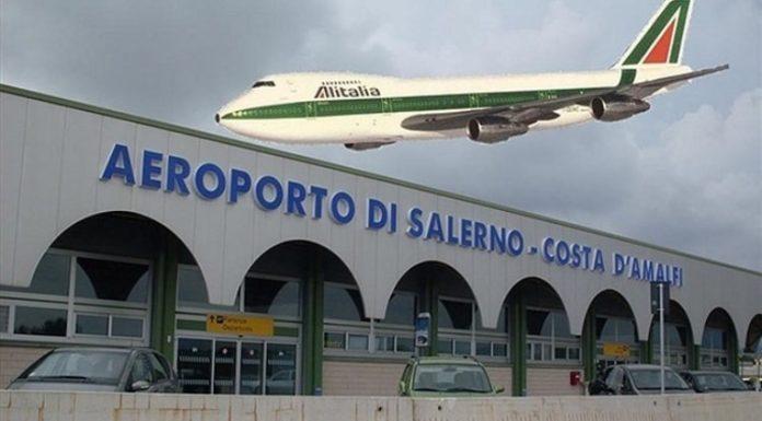 Aeroporto Salerno: sono in arrivo 4500 voli dallo scalo di Capodichino
