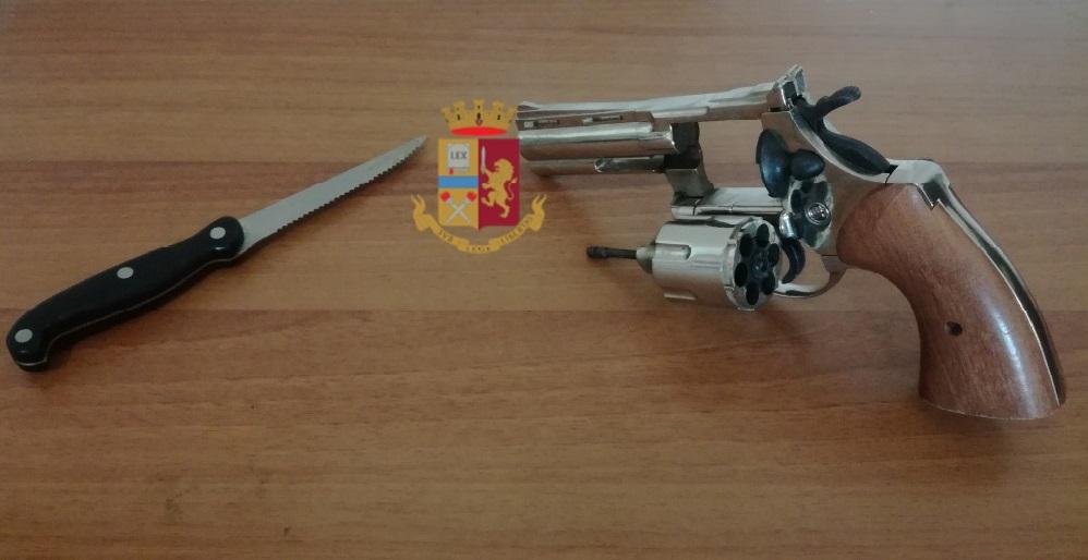 San Giovanni, Barra: Rapina un automobilista con pistola. Arrestato 39enne