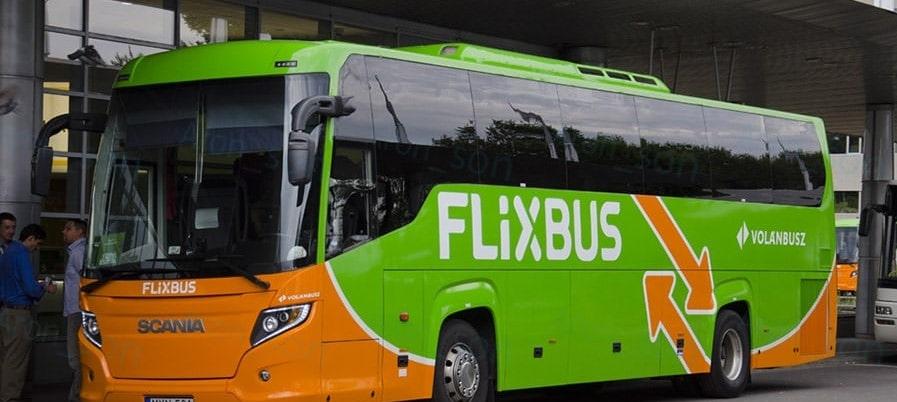 FlixBus: potenziata la rete in Campania per una ripartenza in sicurezza del turismo