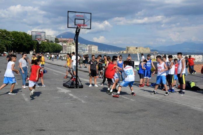 Napoli, ecco Un canestro contro l'omofobia: il basket contro i pregiudizi