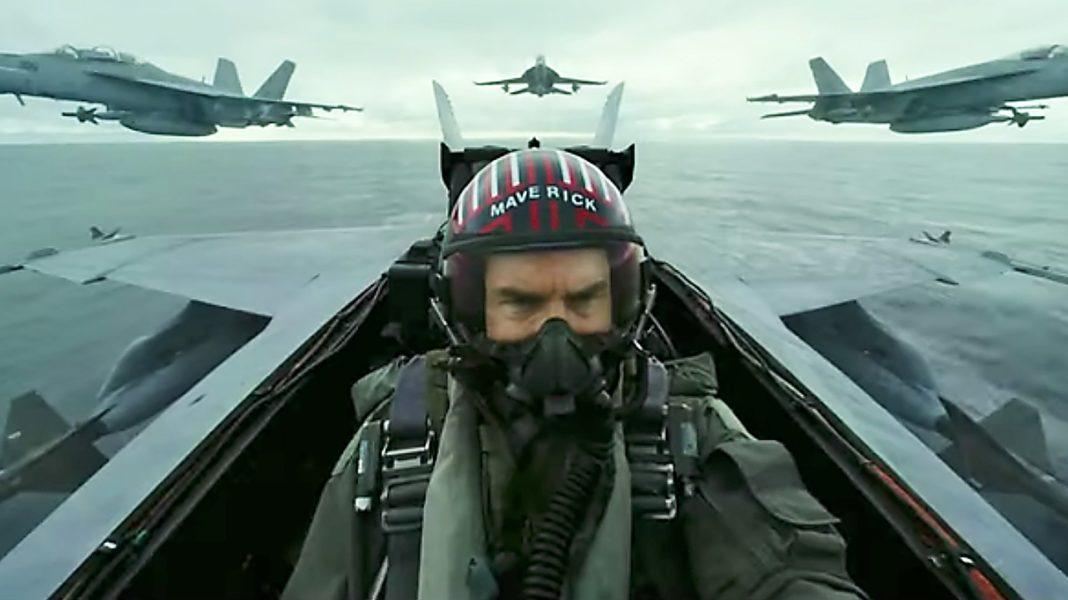 Top Gun, Maverick: l'intervista a Tom Cruise.