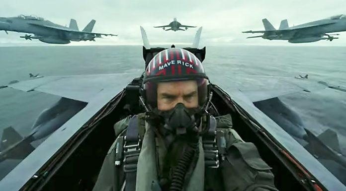 "Top Gun, Maverick: l'intervista a Tom Cruise. ""No alla computer grafica"". VIDEO"
