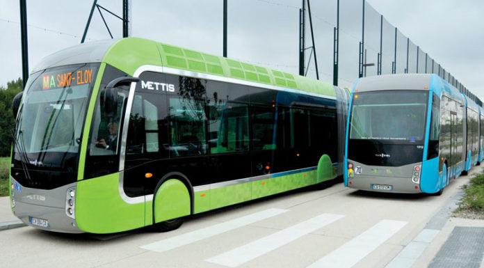 Riqualificazione Napoli Est: ecco il bus ad alta velocità collegato alla stazione