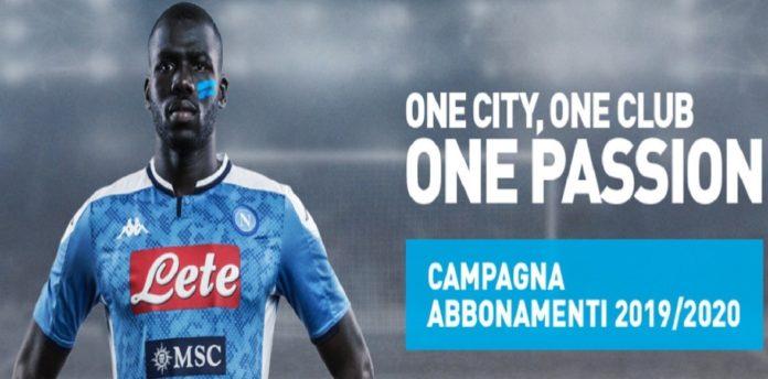 Calcio Napoli, dal 25 luglio parte la campagna abbonamenti: prezzi più bassi