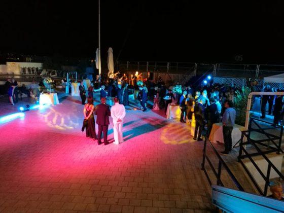 Grande festa al Circolo Canottieri Napoli per i 105 anni di attività
