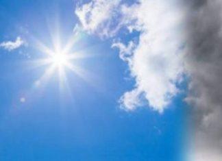 """Meteo Campania: un weekend con la """"tregua"""" del caldo africano"""
