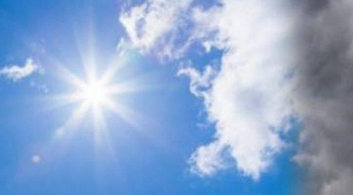 Meteo Campania: temperature ancora in aumento, ma nel weekend piogge
