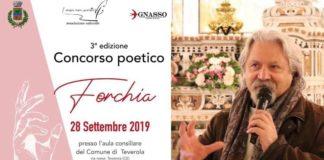 Teverola, la voce della poesia: arriva il terzo Premio Forchia
