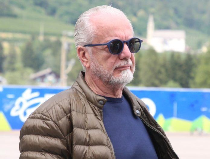 Calcio Napoli, incontro di un'ora tra De Laurentiis e la squadra a Castelvolturno