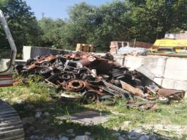 Contursi Terme, scoperta discarica abusiva di rifiuti speciali