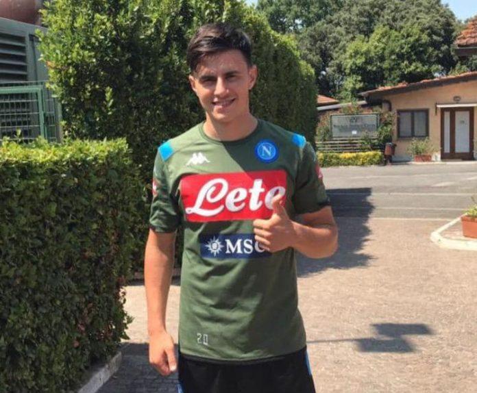 Calcio Napoli, il giorno di Eljif Elmas: visite mediche a Villa Stuart
