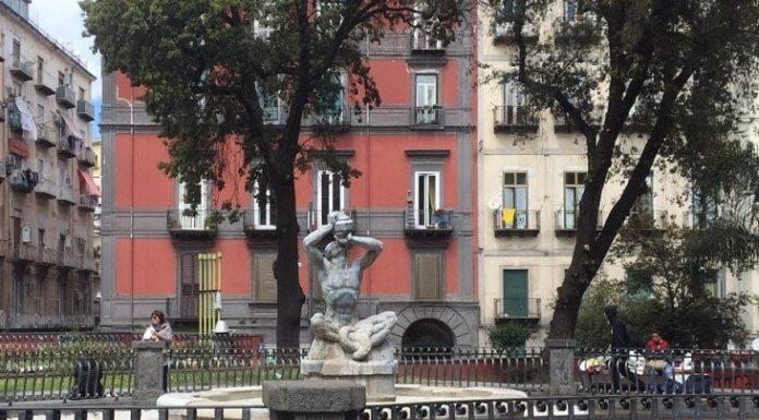 Piazza Cavour: domani un flash mob per la Fontana del Tritone