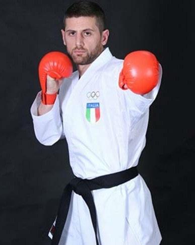 Giovanni Improta convocato per gli European Karate Championship di Antalya 2019