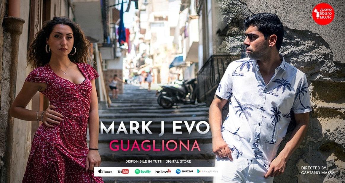 Guagliona: il nuovo singolo di Mark J Evo contro la violenza sulle donne (VIDEO)