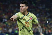 """Calcio Napoli: un """"tesoretto"""" per portare James Rodriguez in azzurro"""