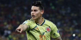 Calciomercato Napoli, Perez offre James in un clamoroso scambio