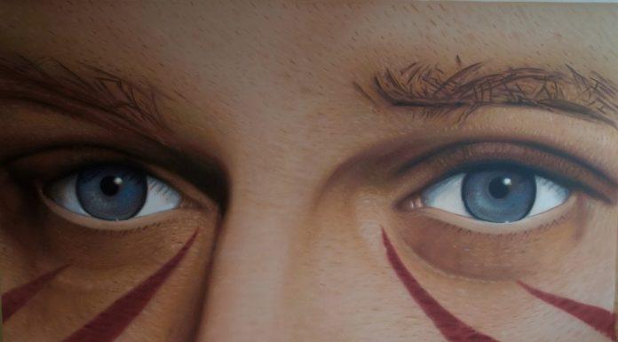 Jorit, omaggio ad Adriano Olivetti: un murale alla Partenope