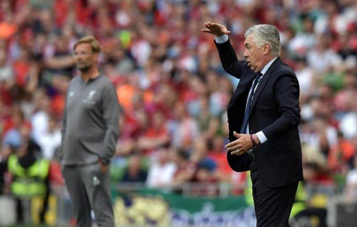 Liverpool-Napoli, Ancelotti: