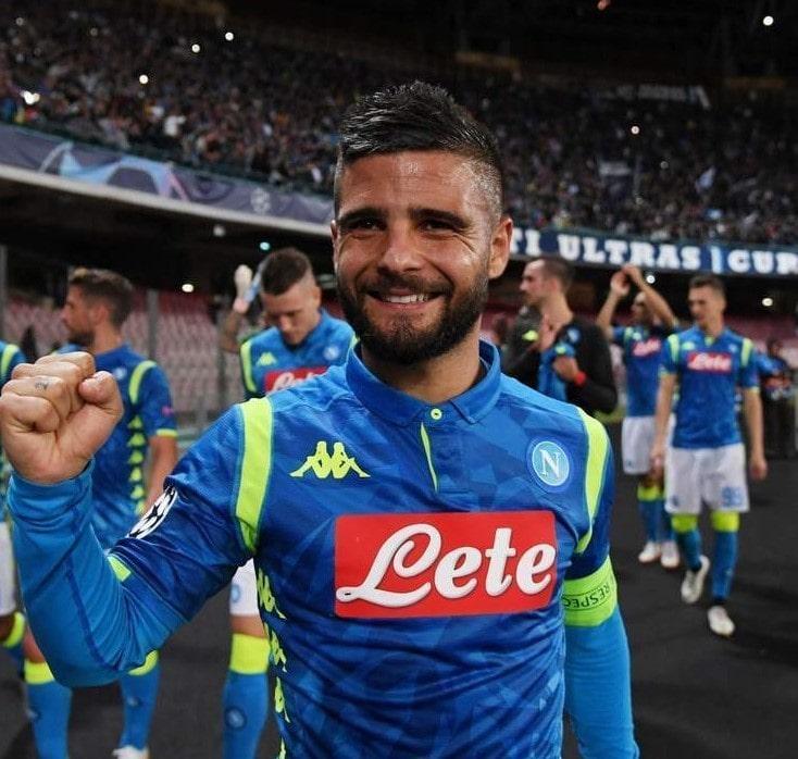 Calcio Napoli, Insigne a Dimaro: per lui la prima vera stagione da capitano