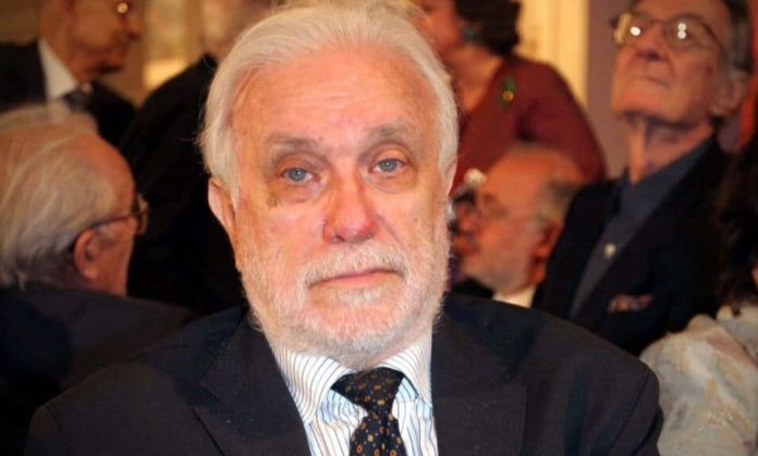 Il Prof. Bellavista se ne va: è morto a 91 anni Luciano De Crescenzo