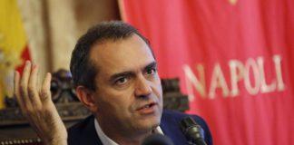 Comune di Napoli, de Magistris annuncia le nuove deleghe
