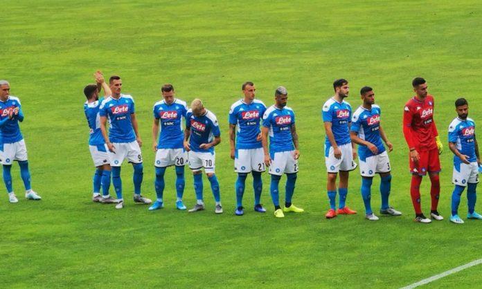 Calcio Napoli, terza amichevole deludente sia nel gioco che nell'attenzione. 3-3 con la Cremonese