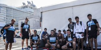 """Universiade, i pumas argentini: """"Non dimenticheremo mai la vostra accoglienza"""""""