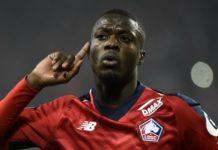 Calcio Napoli, avanza il nome di Pépé: offerti 60 milioni più Ounas al Lille