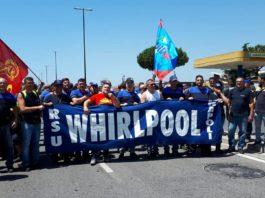 Whirlpool Napoli, lo stabilimento chiude il 1 novembre