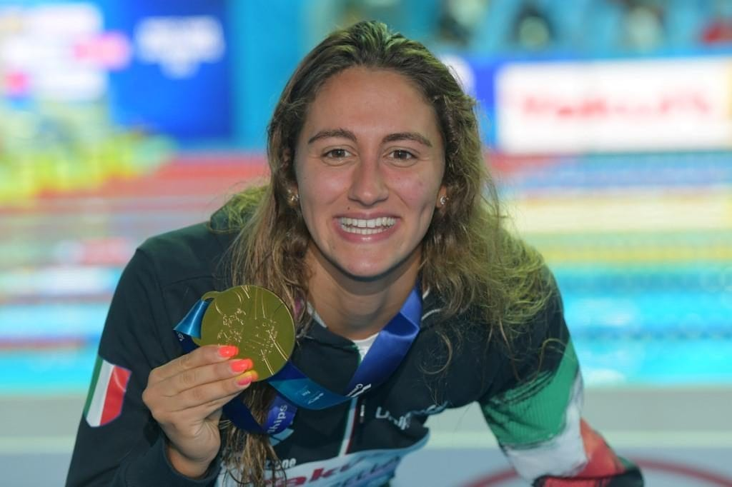 Nuoto, Mondiali Gwangju 2019: Simona Quadarella oro nei 1500 sl