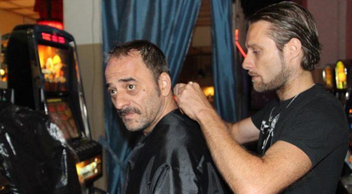 Ecco la serie By the way: Salvatore Striano frontman ufficiale