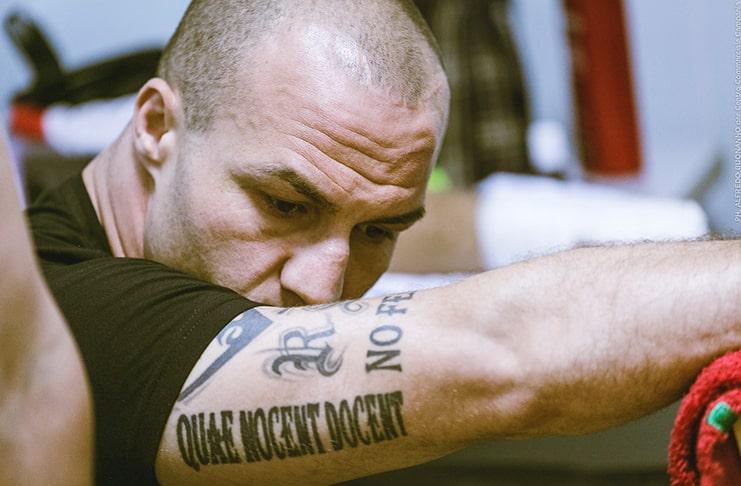 """Il pugile Sergio Romano pronto a sfidare D'Ortenzi: """"Rispetto per lui, ma voglio vincere"""""""