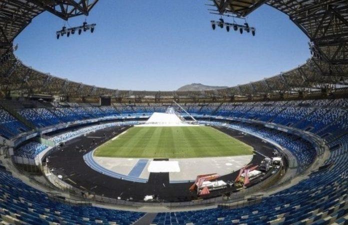 Calcio Napoli, firmata la convenzione per lo stadio San Paolo