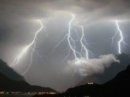 Maltempo in Campania: è allerta gialla fino alle 18 di martedì 16 luglio