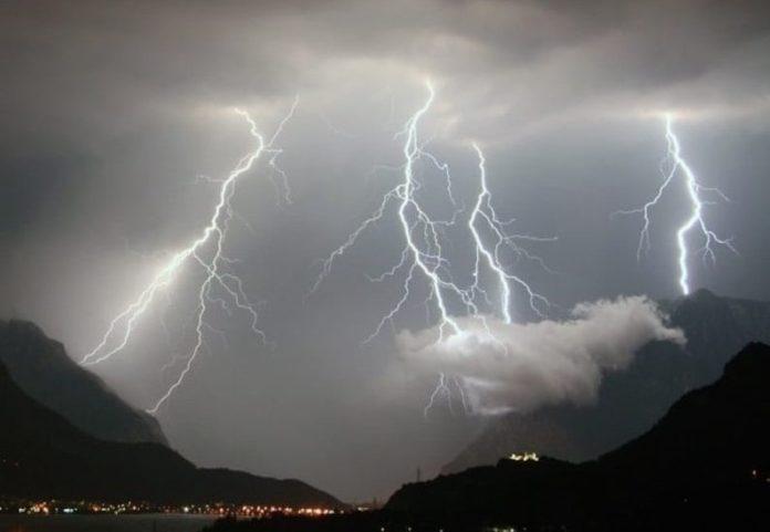 Meteo Campania, ancora temporali a inizio settimana