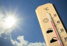 Meteo Campania: sarà un weekend con il ritorno del gran caldo