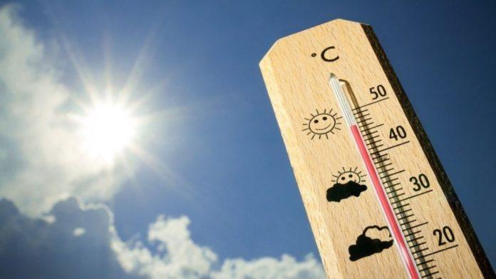 Meteo Campania, è ancora caldo africano: temperature oltre i 30°