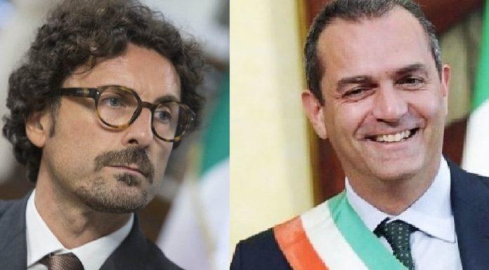 Incontro tra de Magistris e Toninelli: al centro Metropolitana, Tangenziale e Porto