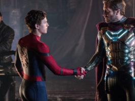 Spider-Man torna al cinema il 10 Luglio con Far From Home