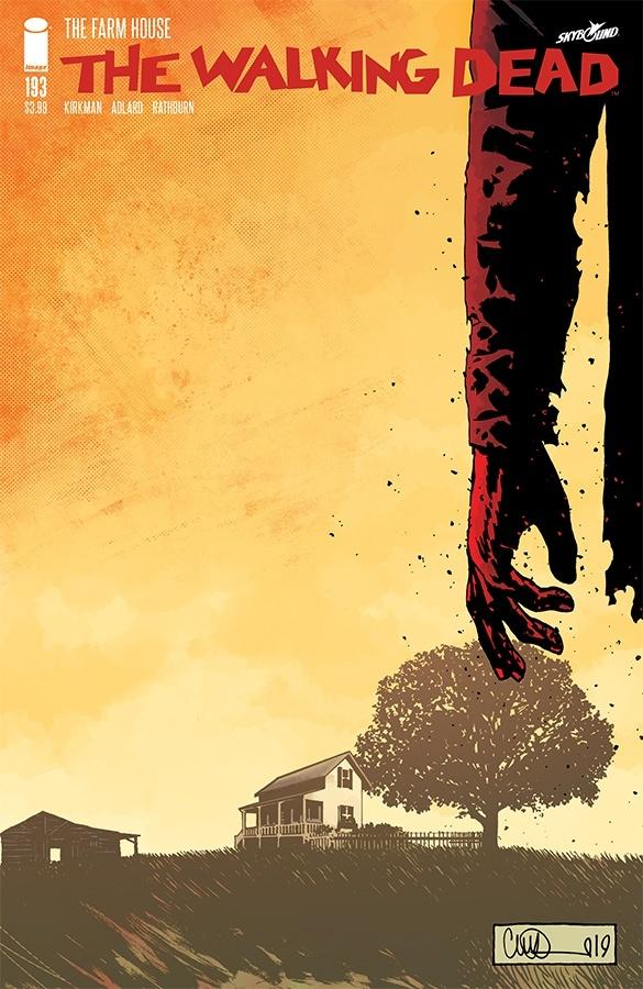 Si conclude The Walking Dead: negli USA annunciato l'ultimo numero