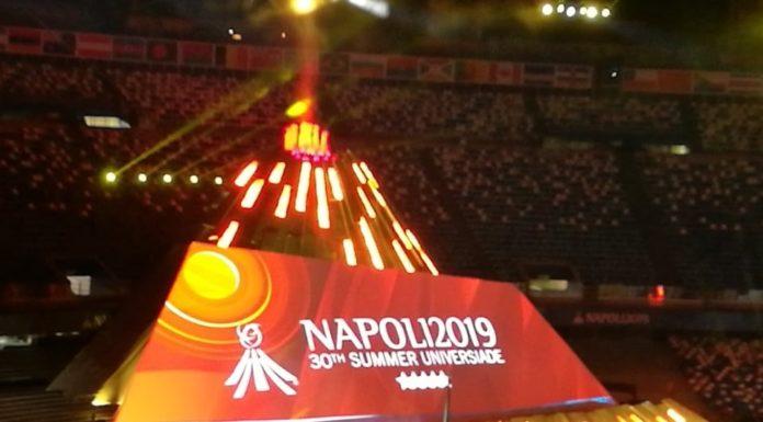 Eventi a Napoli dal 12 al 14 luglio: spicca la cerimonia di chiusura dell'Universiade