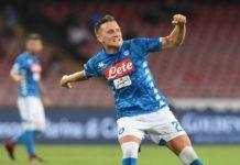 """Calcio Napoli, Piotr Zielinski: """"Il sogno è sempre lo scudetto"""""""