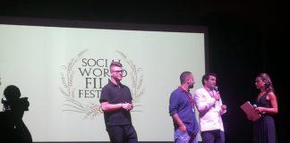 """""""Bellafronte"""" miglior corto nella sezione """"Focus"""" del Social World Film Festival 2019"""
