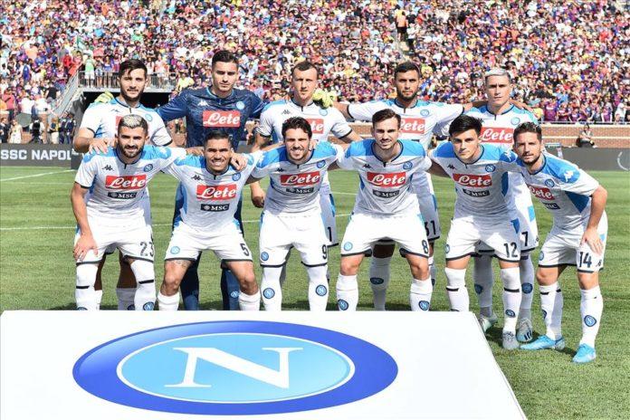 Barcellona-Napoli 4-0: ultima amichevole amarissima per gli azzurri
