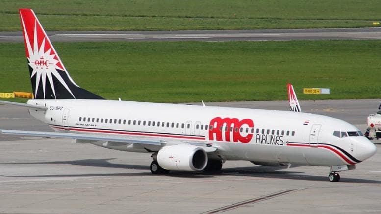 Problemi sul volo Sharm-Napoli: atterraggio d'emergenza per 122 italiani