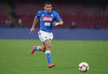 """La carica di Allan: """"Voglio incidere il mio nome nella storia del Calcio Napoli"""""""