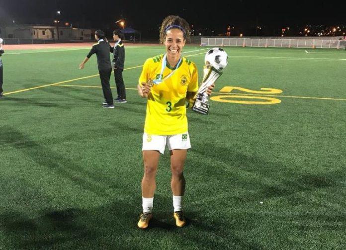 Napoli Calcio femminile: difesa rinforzata dall'arrivo della brasiliana Ana Carol