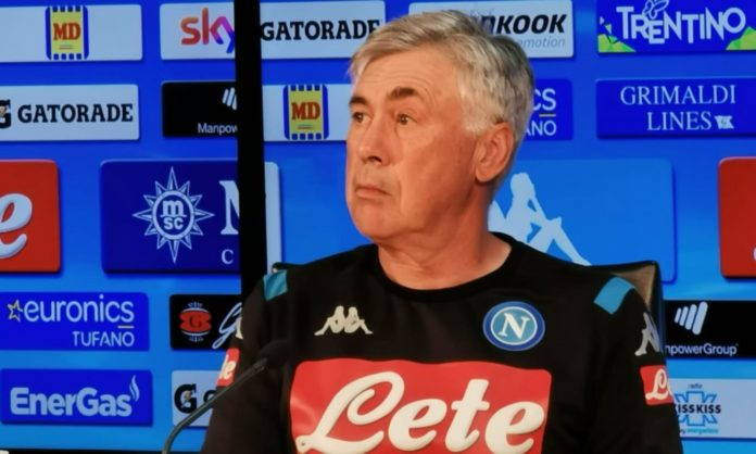 Calcio Napoli, arriva la conferma: la clausola social di Ancelotti esiste